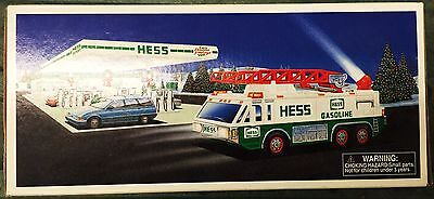 1996 Hess Toy Emergency Truck - Brand New In Box