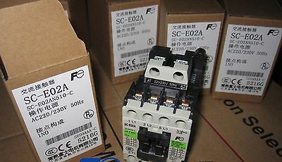 1PC NEW IN BOX FUJI DC Contactor SC-E02A 110V #ZL02