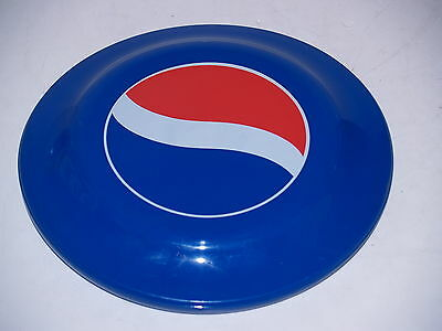 "Vintage 1990s Pepsi Frisbee-Humphrey Flyer- 9""- Made in USA"