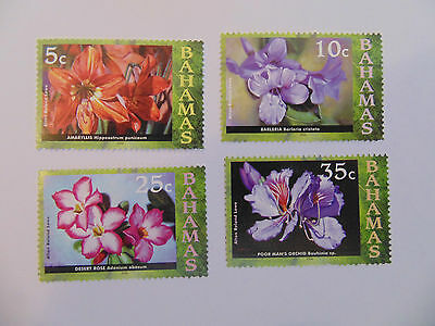 L755 - Mint Collection Of Bahamas Stamps