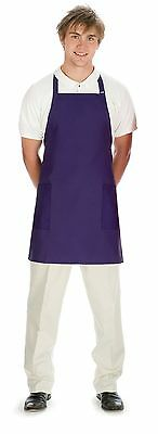 Daystar Aprons 1 Style 230 Two Patch Pocket bib apron ~ Made in USA