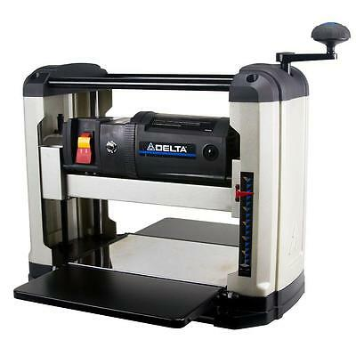 Delta Portable Thickness Planer 15-Amp 13 in. Four Column Designs