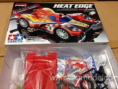 TAMIYA 18636 Heat Edge 1/32 Mini 4WD Car Kit