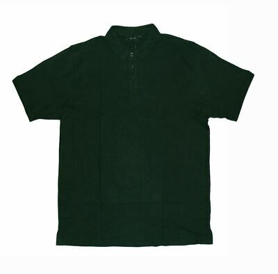 ESPIONAGE Premium Cotton Pique Polo Shirt (074) in size 2XL  to 8XL, 6 Options
