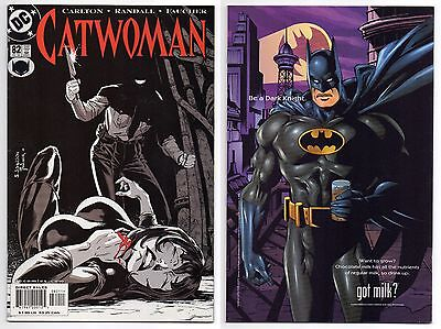 Catwoman (Vol 2) #82 Harley Quinn Appearance! (In Shadows) Batman Suicide Squad