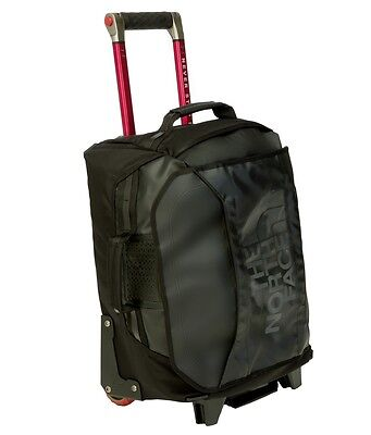 """Upright Cabin Luggage THE NORTH FACE Rolling Thunder 19"""" Black"""