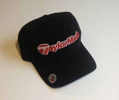 TaylorMade Tradition Tour Cap Farbe: Schwarz|Rot N2066201 Statt 20,00 ? TEDGOLF