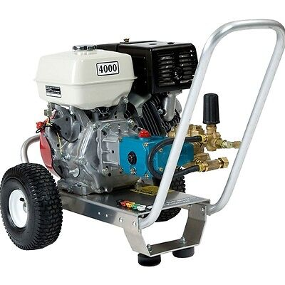 Pressure Pro E4040HC 4000 PSI Gas Pressure Washer 4.0 GPM CAT Pump, Honda