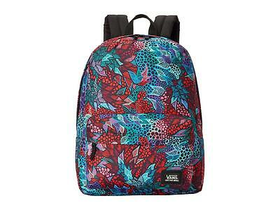 2f142f2e9e06 Vans Off The Wall Saulo Ibarra Backpack Bookbag Black Mexican Folk Art New  NWT