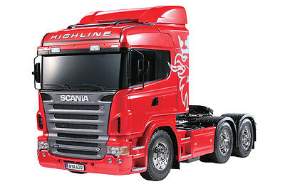 TAMIYA SCANIA R620 HIGHLINE 6X4 RC Truck 56323 (combo package available)