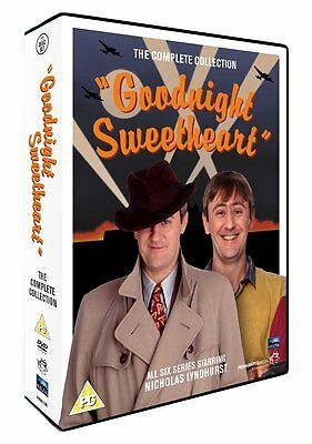 GOODNIGHT SWEETHEART Complete Series 1 2 3 4 5 6 Collection Box Set NEW DVD