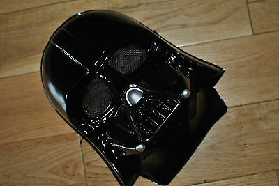 New Darth Vader Mask. Plastic Face Mask. Star Wars Main Character.uk Seller