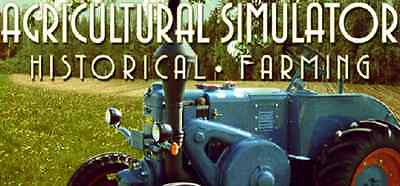 🕹🎮  Agricultural Simulator: Historical Farming PC *STEAM CD-KEY*