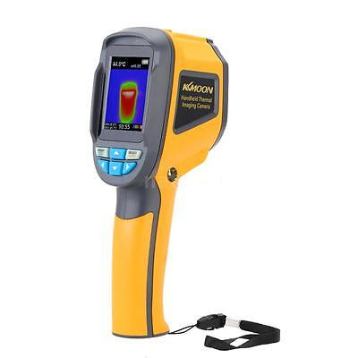 HT-02 Handheld Real-time Thermal Imaging Camera Infrared Thermometer Imager TO3V