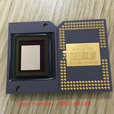 For Sharp/Optoma/Acer/ACTO Projector DMD chip 8060-6038B / 8060-6039B
