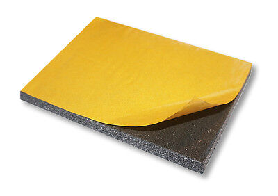 1m Thermo acoustic campervan insulation self adhesive 7mm closed cell foam with