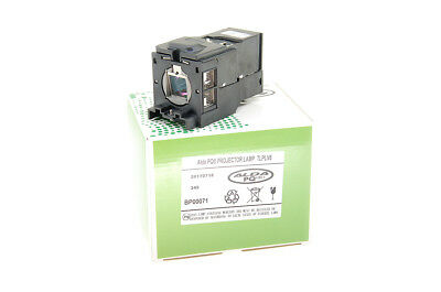 Alda PQ beamer lamp / Projector lamp for TOSHIBA TLPLV8 Projector, with housing