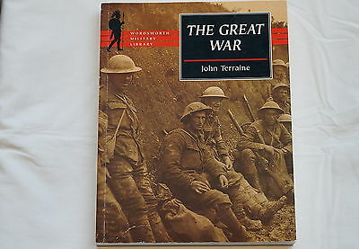 WW1 Brititsh The Great War Reference Book