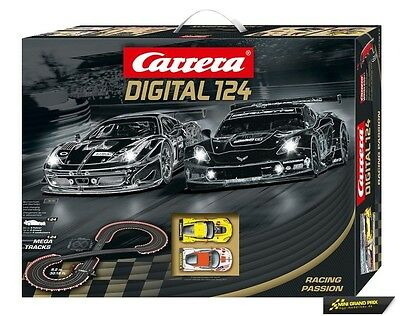 Carrera Digital 124 RACING PASSION 23617