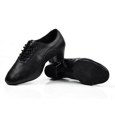 Adult Men's Ballroom Latin Tango Dance Shoes heeled Recent BOOTS Coming Design