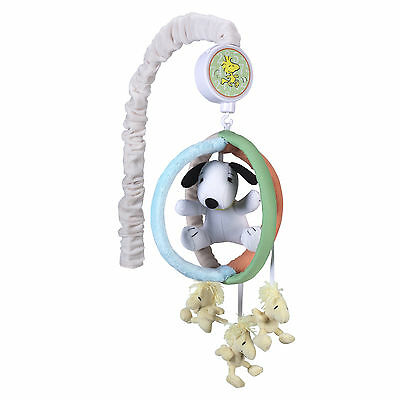 Lambs & Ivy BFF Snoopy Musical Mobile