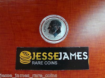 2015 P Reverse Proof Silver Dime Taken From March Of Dimes Set Fdr Key Date Coin