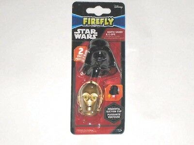 Star Wars Darth Vader & C-3P0 Toothbrush Covers by Firefly Disney