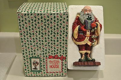 DEPT 56 All Through The House Jolly Old Elf Boxed #93270 Figure Christmas