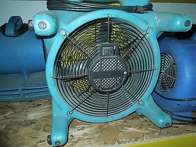 Dri-Eaz Ace Axial Turbo-Dryer, Air Mover