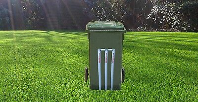 Gray Nicolls Self Adhesive Sticker Stumps - Stick on Your Wheelie Bin | BUY NOW!