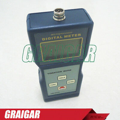 VM-6320 Hight Accuracy Vibration Meter Tester NDT Instruments
