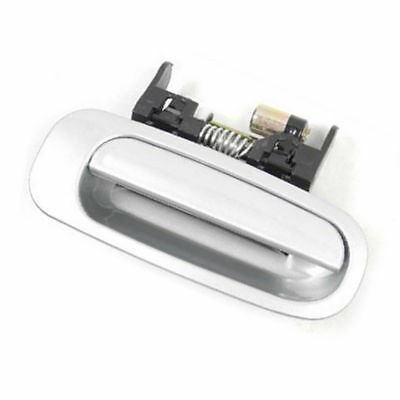 For 98-02 Toyota Corolla B3861 Rear Right Outside Door Handle 199 Alpine Silver