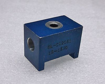Drill Bushing, Guide Block, Reamer Bushings, Drill Guide Various sizes avail.