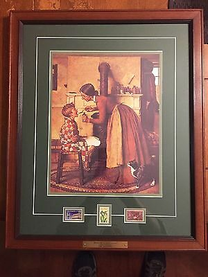 Norman Rockwell Collector Edition Prints