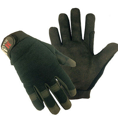 Hand Protection Gloves Working Mechanics DIY Power Tools Tradesman Farmer Safety