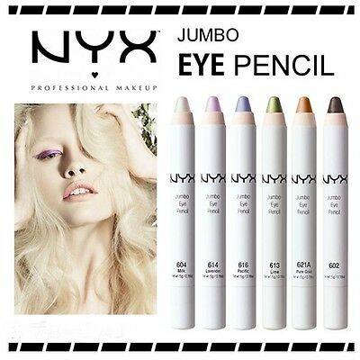 NYX Jumbo Eye Pencil - 0.18oz / 5g Chaque - 100% Genuine!