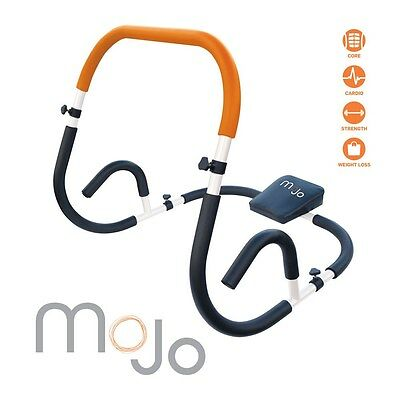MoJo Gym AB Roller Abdominal Crunch  Fitness Crunch Exercise Trainer Machine
