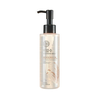 [THE FACE SHOP] Rice Water Bright Rich Cleansing Oil - 150ml (New) ROSEAU