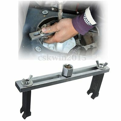 Car Pump Tools Adjustable Fuel Tank Wrench Lid Removal Kit for Benz/BMW/Audi/VW