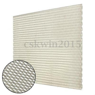 1mm Titanium Mesh Perforated Plate Diamond Holes Metal Expanded 200x300mm