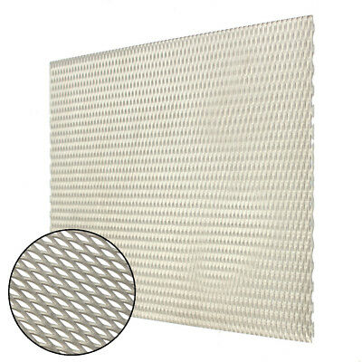 """Titanium Mesh Perforated Plate 7.87"""" dia x 11.81"""" long Metal Expanded 200x300mm"""