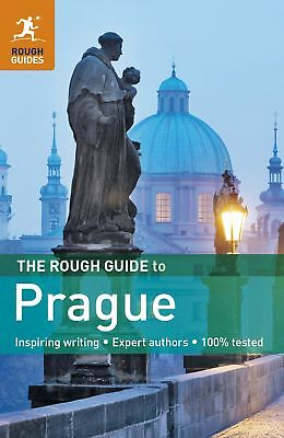 Rough Guide to Prague (Czech Republic) *SALE PRICE - NEW*