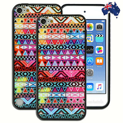 Colourful Aztec Totem Hard Case for Apple iPod Touch 5 5th 6 6th Gen Cover
