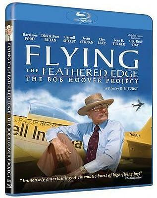 Flying the Feathered Edge: The Bob Hoover Project Blu-ray Disk - Kilo Foxtrot