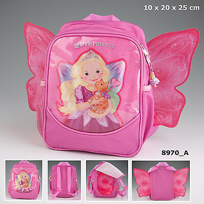 New My Style Princess Backpack With Wings