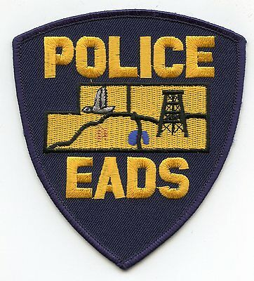 Eads Colorado Co Police Patch