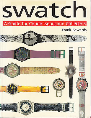 1 x SWATCH Collectors Guide and 5 x Swatch Catalogues (1995 to 1998)
