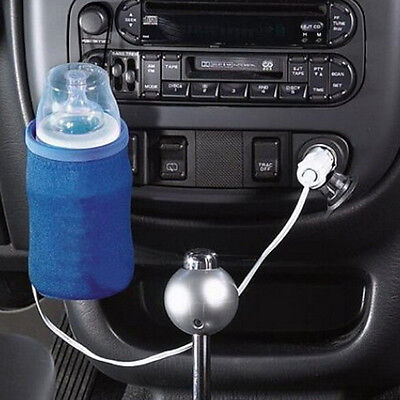 2015 Portable DC 12V in Car Baby Food Milk Bottle Cup Warmer Heater