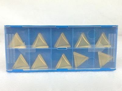 Komeetstaal TPUF 160308 L P25C Inserts (10 Pieces)