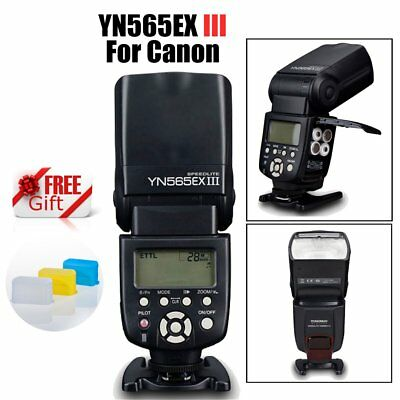 Yongnuo YN-565EX II E-TTL Flash Speedlite for Canon 580EX II 5D II III 6D 7D UK
